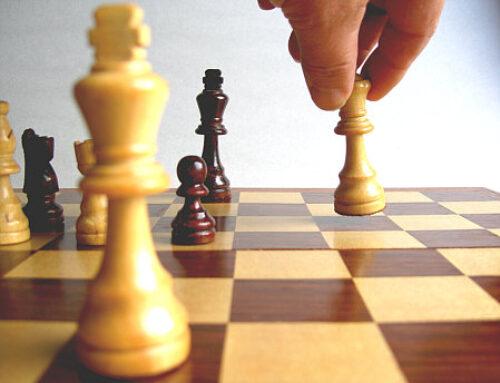Resultados torneo de ajedrez.