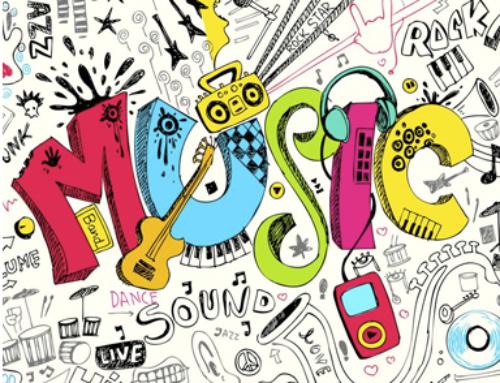 Actividad extraescolar de música