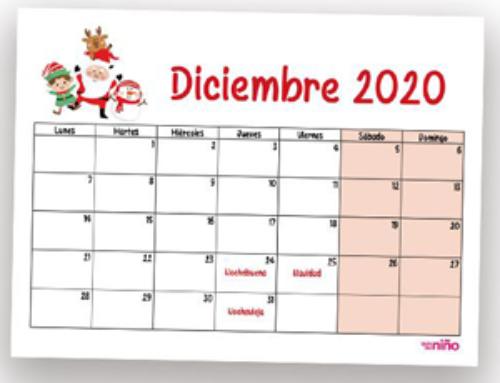 Comunicado diciembre 2020