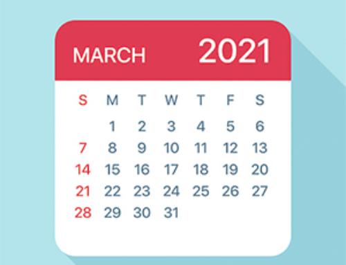 Comunicado Marzo 2021