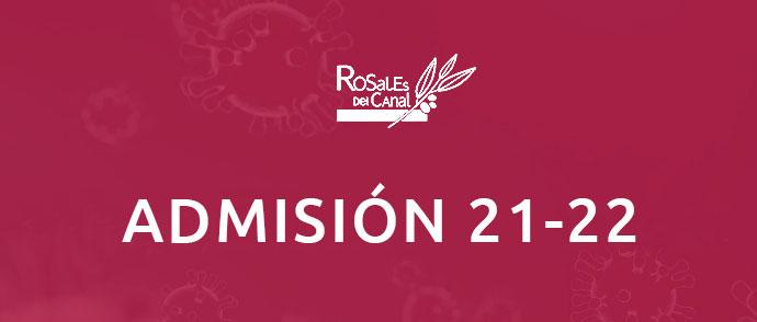 Admisión 21-22